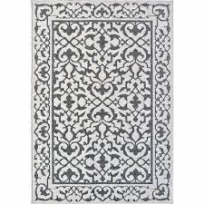 rugs area rugs outdoor rugs indoor outdoor rugs woven carpet gray patio rugs 5x7