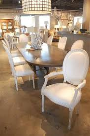 louis xvi style oval back dining chairs vieux interiors houston on louis dining room