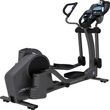 life fitness e5 elliptical machine review