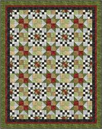 487 best Seeing Stars & Pinwheels Quilts images on Pinterest ... & Checkerboard Galaxy Quilt Pattern BS2-308e (instant download). Adamdwight.com