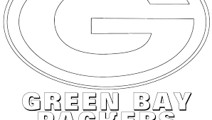 Green Bay Coloring Pages Packers Page Vintage Clear And Helmet Kids