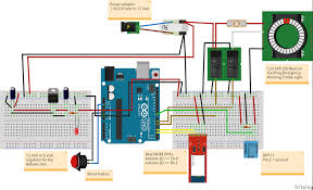 led beacon wiring led image wiring diagram bluetooth tfs build led strobe light hackster io on led beacon wiring