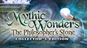 Immersive gameplay with morphing hidden objects! Mythic Wonders The Philosopher S Stone Collector S Edition Macgamestore Com