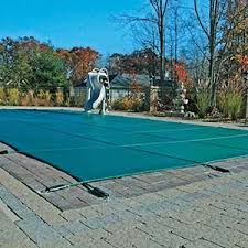 above ground pool covers you can walk on. Inground Pool Mesh Safety Cover 15 X 30 Ft Rectangle From InTheSwim.com Above Ground Covers You Can Walk On