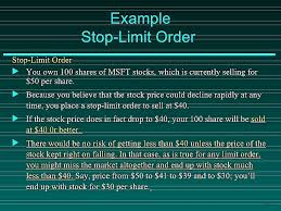 Stop On Quote Etrade Impressive Stop On Quote Etrade Fair How To Place Your First Stock Trade