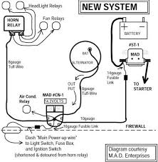 3 wire alternator wiring diagram chevy 3 image one wire alternator wiring diagram chevy wiring diagram and hernes on 3 wire alternator wiring diagram
