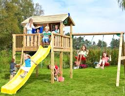 used wood swing sets for wooden playhouse swing sets swing sets home depot outdoor playhouse wooden playsets for wooden swing sets for