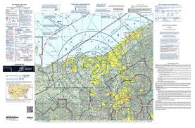 Faa Chart Vfr Tac Cleveland Tcle Current Edition