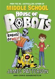 James patterson house Door House Of Robots Tubefiltercom Bolcom House Of Robots James Patterson 9780099568339 Boeken