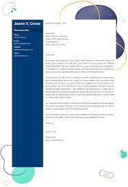 Experienced Professional Cover Letter Cover Letter Format Examples You Can Copy And Use A Full
