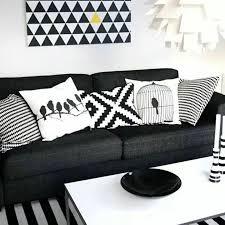 nordic modern super soft velvet black