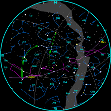 April 2017 Star Chart 03 31 2017 Ephemeris Previewing April Skies Bob
