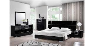 black modern bedroom sets. Modern Decoration Black Bedroom Sets B
