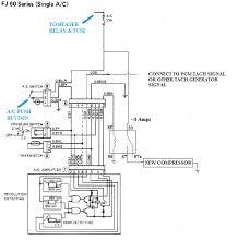 pressure switch wiring diagram simple pressure trailer wiring v8 swap compressor toyota a c wiring diagram 611059