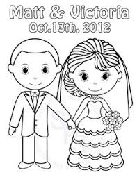 Small Picture Make These Cute Kids Wedding Favors Free Coloring Pages Kids