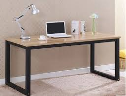 Ikea computer desk desk simple wood desk stylish simplicity Double Desk  home dining table custom