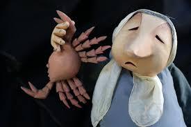 fall english mrs pierce puppet of elisenda