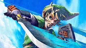 Legend of Zelda: Skyward Sword Is ...