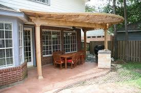 traditional patio houston