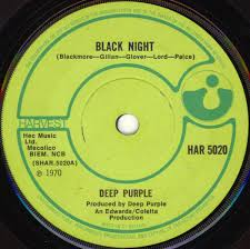 <b>Deep Purple</b> - <b>Black</b> Night | Releases | Discogs