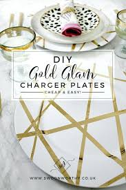 table chargers wood chargers tutorial