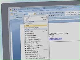 How Do You Make A Brochure On Microsoft Word 2007 How To Make A Brochure On Microsoft Word Create Pamphlet Parttime Jobs