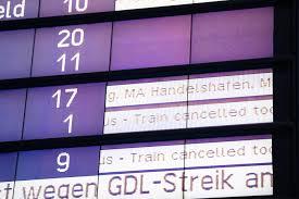 Jun 08, 2021 · re: Presse Blog Alle Infos Zum Gdl Streik Deutsche Bahn Ag