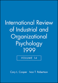 industrial psychology international review of industrial and organizational psychology