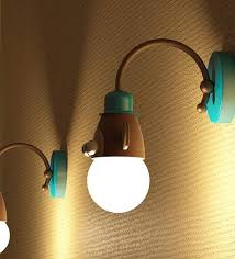 interesting lighting. Interesting Ideas Kids Wall Lights Philips 30654 Kid S Lamp Monkey Eyes By Online Lighting Light Fixtures For Bedroom