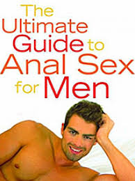 Anal guide man sex