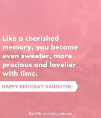 Beautiful Quotes For Daughters Birthday Best of Happy Birthday Quotes For Daughter Also Daughter Birthday Quotes To