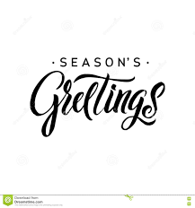 seasons greetings clip art black and white. Interesting Art Download Seasons Greetings Calligraphy Greeting Card Typography On  Background Stock Vector  Illustration Of Clip Art Black And White N