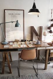 industrial office decor. Vintage Industrial Decor Ideas 2 Wonderful Sawhorse Office Y