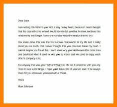 9 Goodbye Letter To Girlfriend Agile Resumed