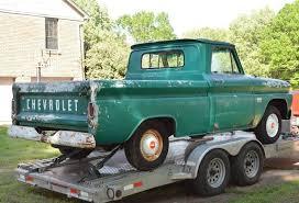 Short and Sweet: 1966 Chevrolet C10 Fleetside