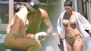 Image result for antoine fuqua and nicole murphy
