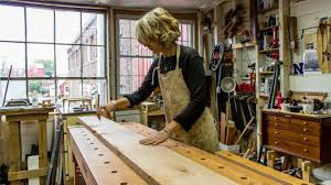 Works With Her Hands e Fine Furniture Maker Bucking the Trend
