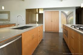 04 modern light wood kitchen