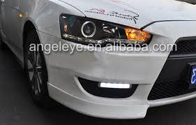 mitsubishi evo 2014 black. 2008 2014 year for mitsubishi lancer evo exceed led angel eyes headlights lamps front light black housing snin car assembly from automobiles mitsubishi evo