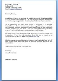 Example Of Cover Letter For Job Best Sample Cover Letter For Job Through Email Resume Freshers Of