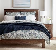 paulsen reclaimed wood bed wooden