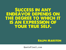 Quotes about success - Success in any endeavor depends on the ... via Relatably.com