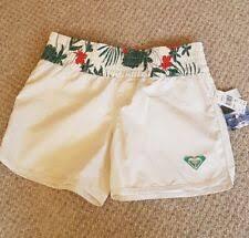 <b>Спортивные шорты ROXY</b> цветочный обычный размер ...