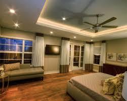 houzz recessed lighting. contemporary master dark wood floor bedroom idea in austin with gray walls houzz recessed lighting