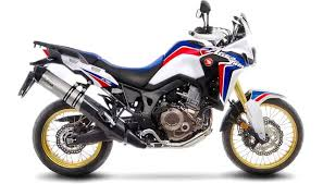 New exhaust system LV One EVO <b>for Honda CRF1000L Africa</b> Twin ...