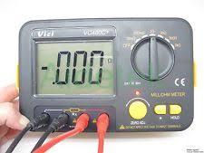 milliohm meter aidetek precision milliohm meters vs extech 4 wire kelvin clip 0adjust large lcd
