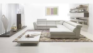 living room sofa ideas:  living room sofa ideas white poundex two pieces faux leather sectional right chaise sofa cream chevron