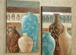 20 collection of turquoise and brown wall art wall art ideas on blue brown wall art with 20 collection of turquoise and brown wall art wall art ideas blue