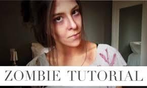zombie makeup tutorial especial julia machado tips