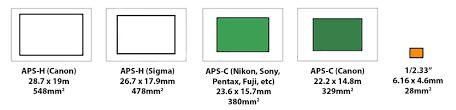 Complete Guide To Image Sensor Pixel Size Ephotozine